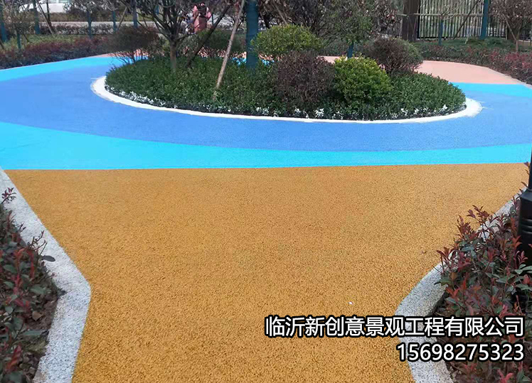 影响透水地坪质量的因素